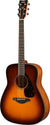 Yamaha FG800 BS Acoustic Guitar - Brown Sunburst