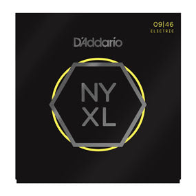 D'Addario NYXL0946 N W - Super Light/Reg - 09-46