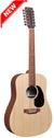Martin D-X2E 12 String Guitar w/Gig Bag