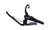 Kyser Quick-Change Acoustic 12 String Guitar Capo - Black