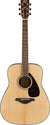 Yamaha FG800M Acoustic Guitar - Matt Natural