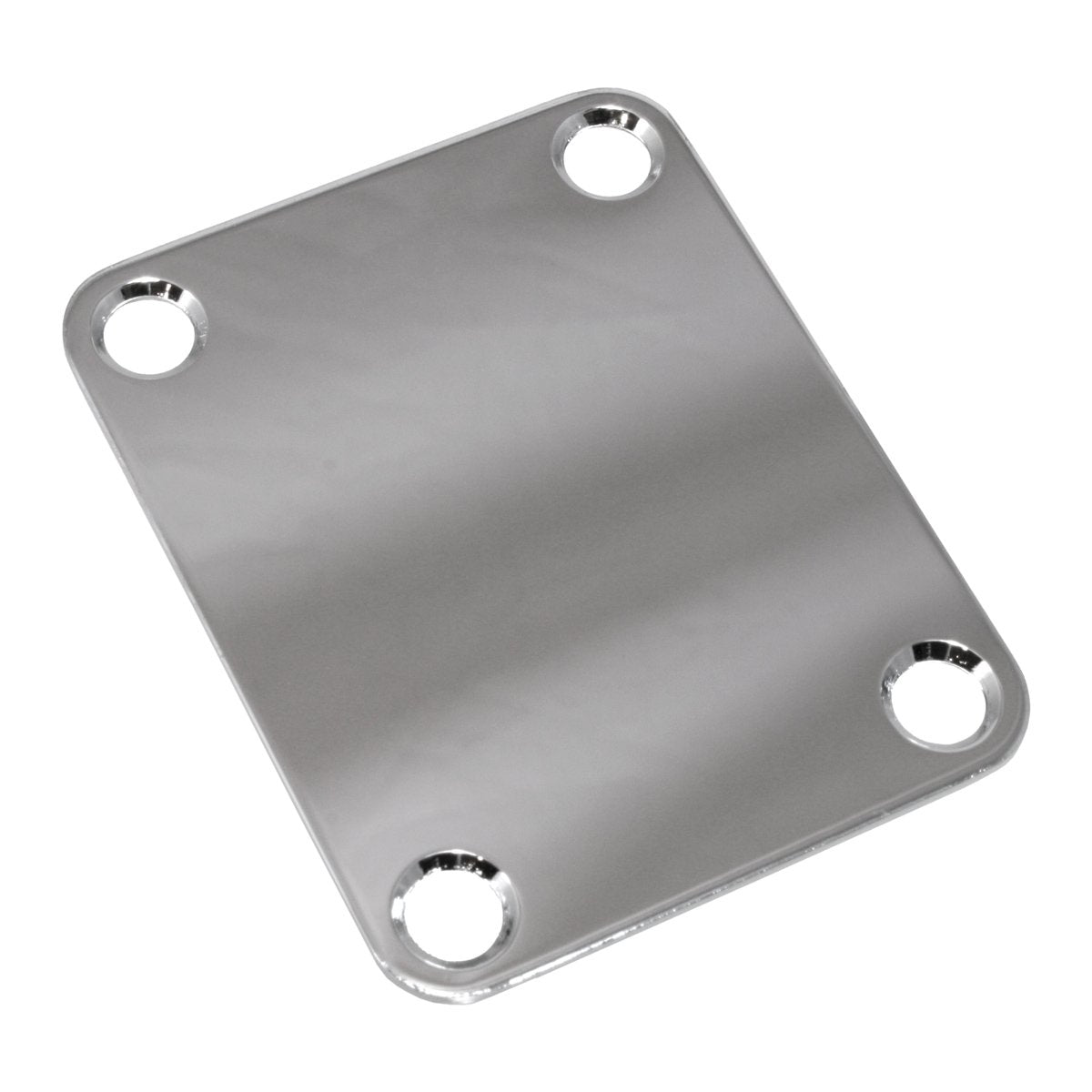 AllParts AP-0600-010 Standard Neck Plate - Chrome