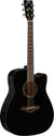 Yamaha FGX800C BL Acoustic Guitar - Black