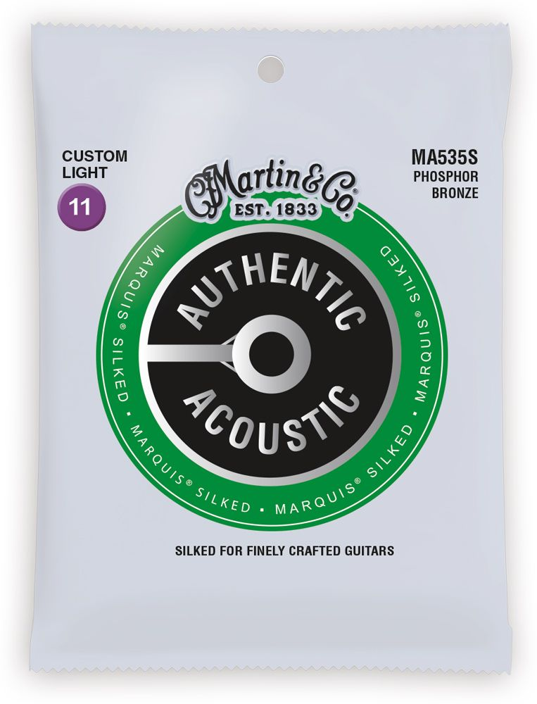 Martin MA535S Marquis Silked 92/8 Phos. Bronze