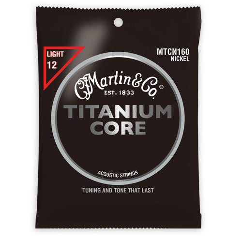 Martin CN160 Titanium Core Light