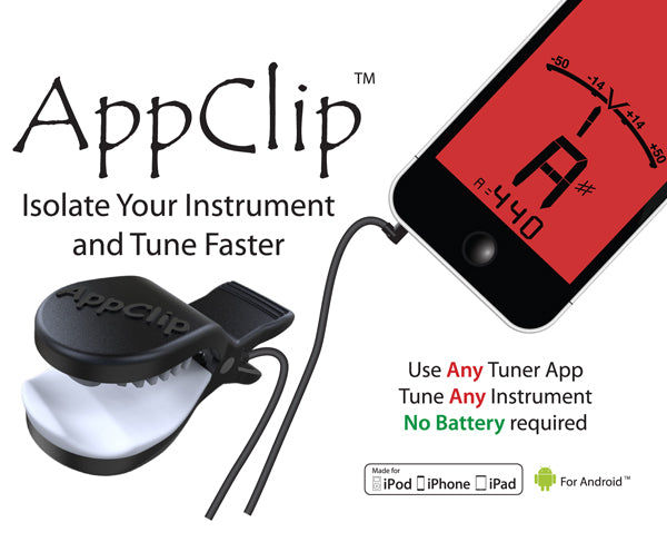 AppClip Pickup Tuner (In Stock but Discontinued)