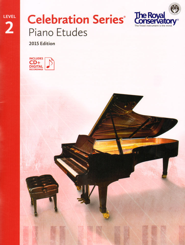 RCM Piano Etudes Level 2 Celebration Series 2015 ED