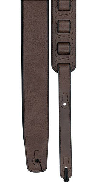Profile PGS725-1 2.6'' Leather Strap W/ Foam Padding Brown