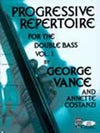 Progressive Repertoire for the Double Bass - Vol. 1