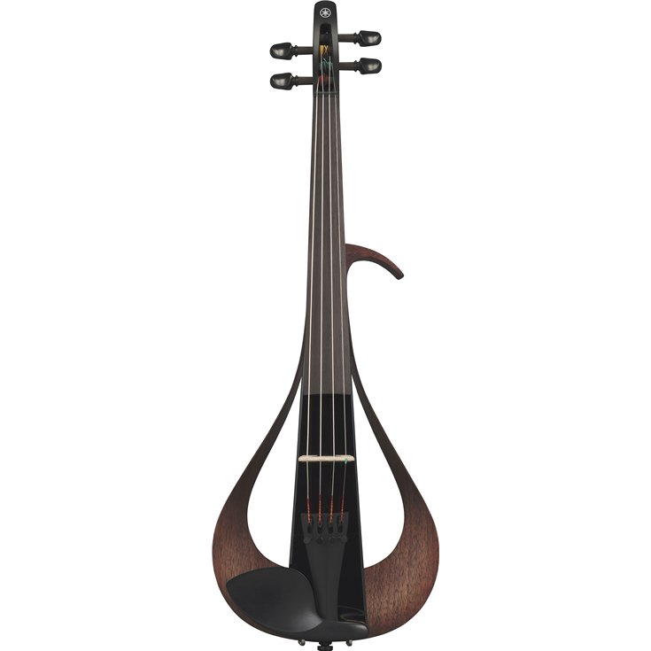 Yamaha YEV104 Electric Violin - 4 String Black