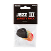 Dunlop Picks Jazz III Pick Variety Pack