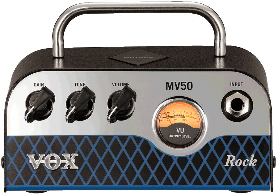 Vox MV50CR Miniature 50W Amplifier - Rock