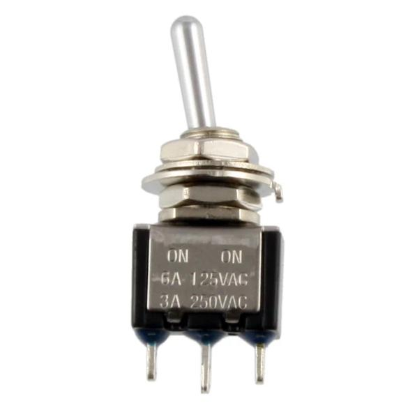 Allparts EP-0180-010 On-On SPDT Mini Switch