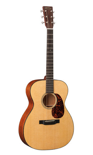 Martin 000-18 Acoustic Guitar w/Case & Pickup