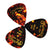 Martin Pick Pack351 - Faux Tortoise 96mm Hvy 12 Pack