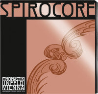 Thomastik Infeld Spirocore Bass String Set 3/4