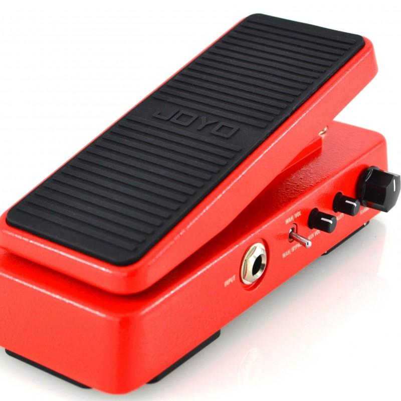 Joyo WAH-II Multimode Wah and Volume Pedal