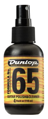 Dunlop JD-654 Formula No. 65 Guitar Polish and Cleaner