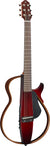 Yamaha SLG200S CRB Silent Guitar - Crimson Red Burst