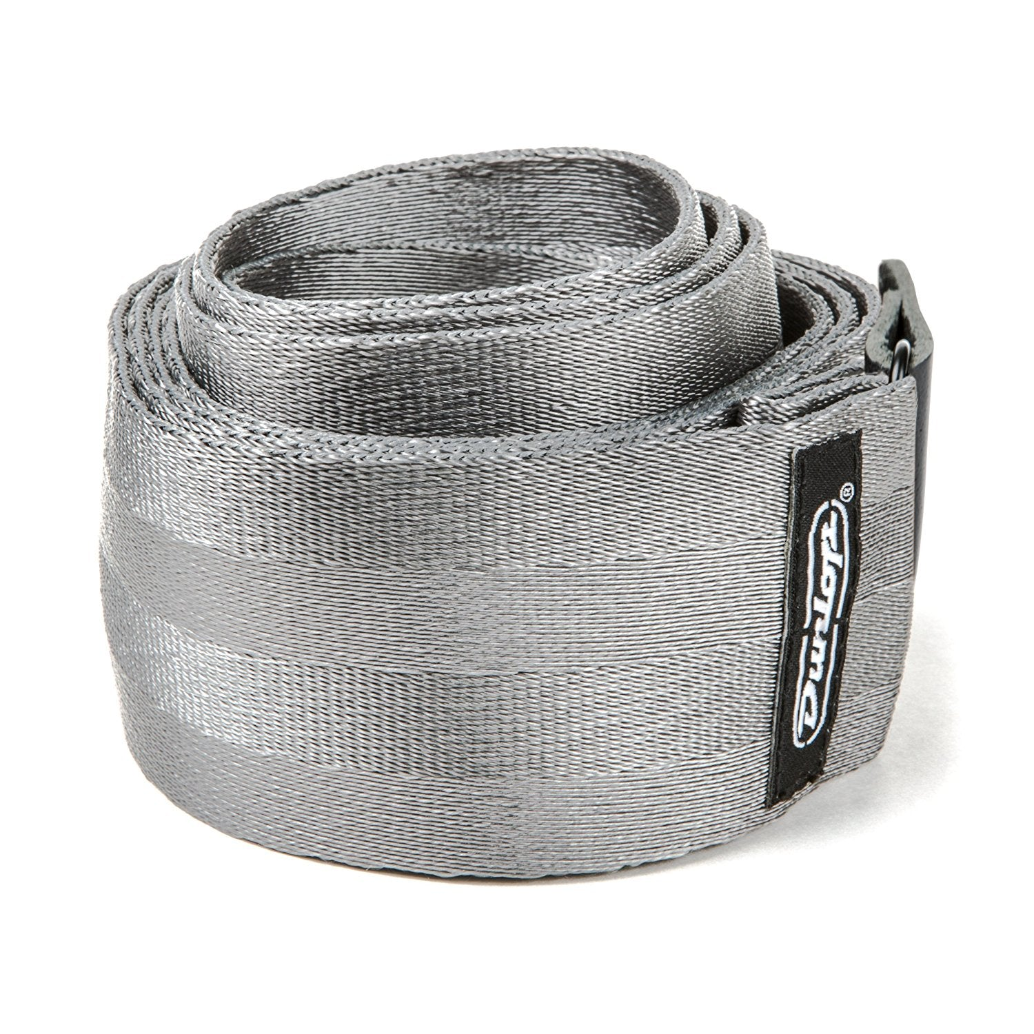 Dunlop DST7001GY Guitar Deluxe Seatbelt Strap - Grey