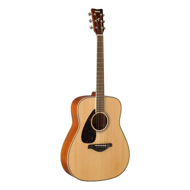 Yamaha FG820L NL Acoustic Guitar Left Hand- Natural