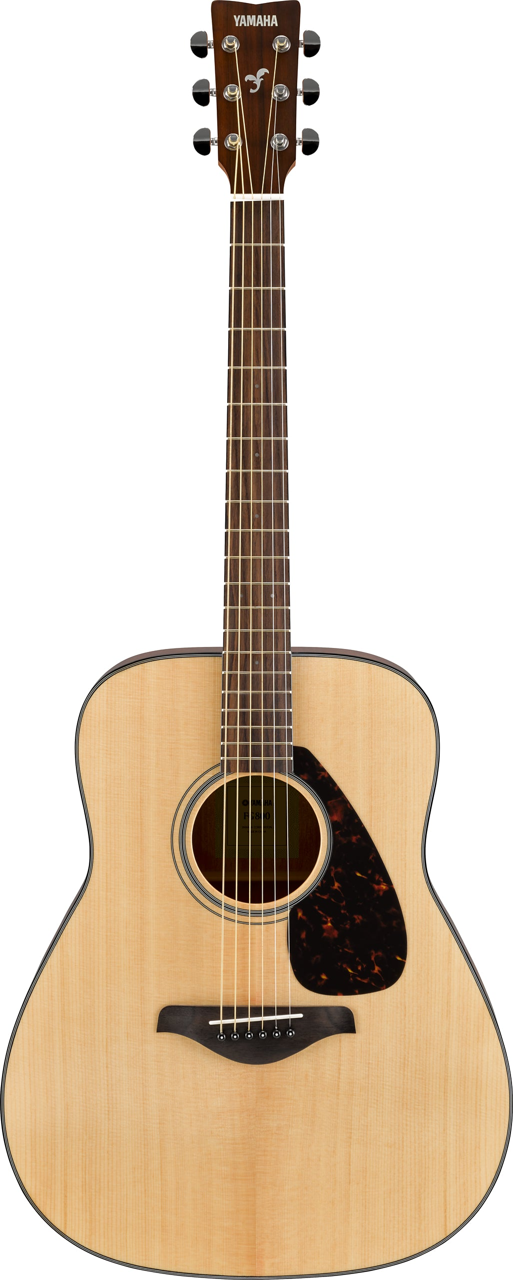 Yamaha FG800 Acoustic Guitar - Natural
