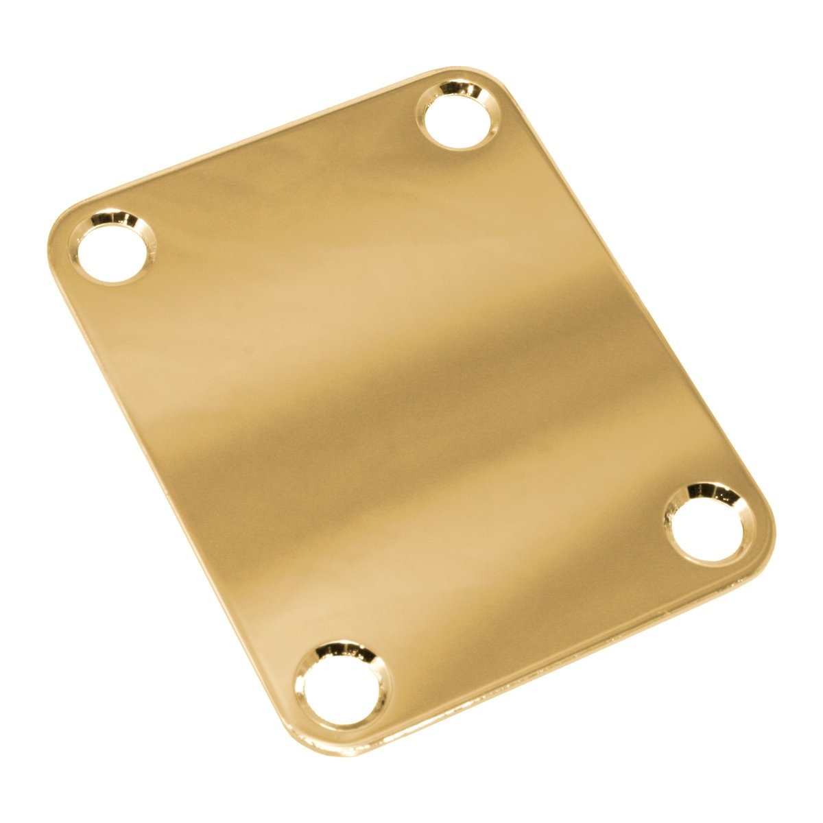 AllParts AP-0600-001 Standard Neck Plate - Gold