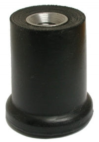 Replacement Bass Screw-on Rubber Tip