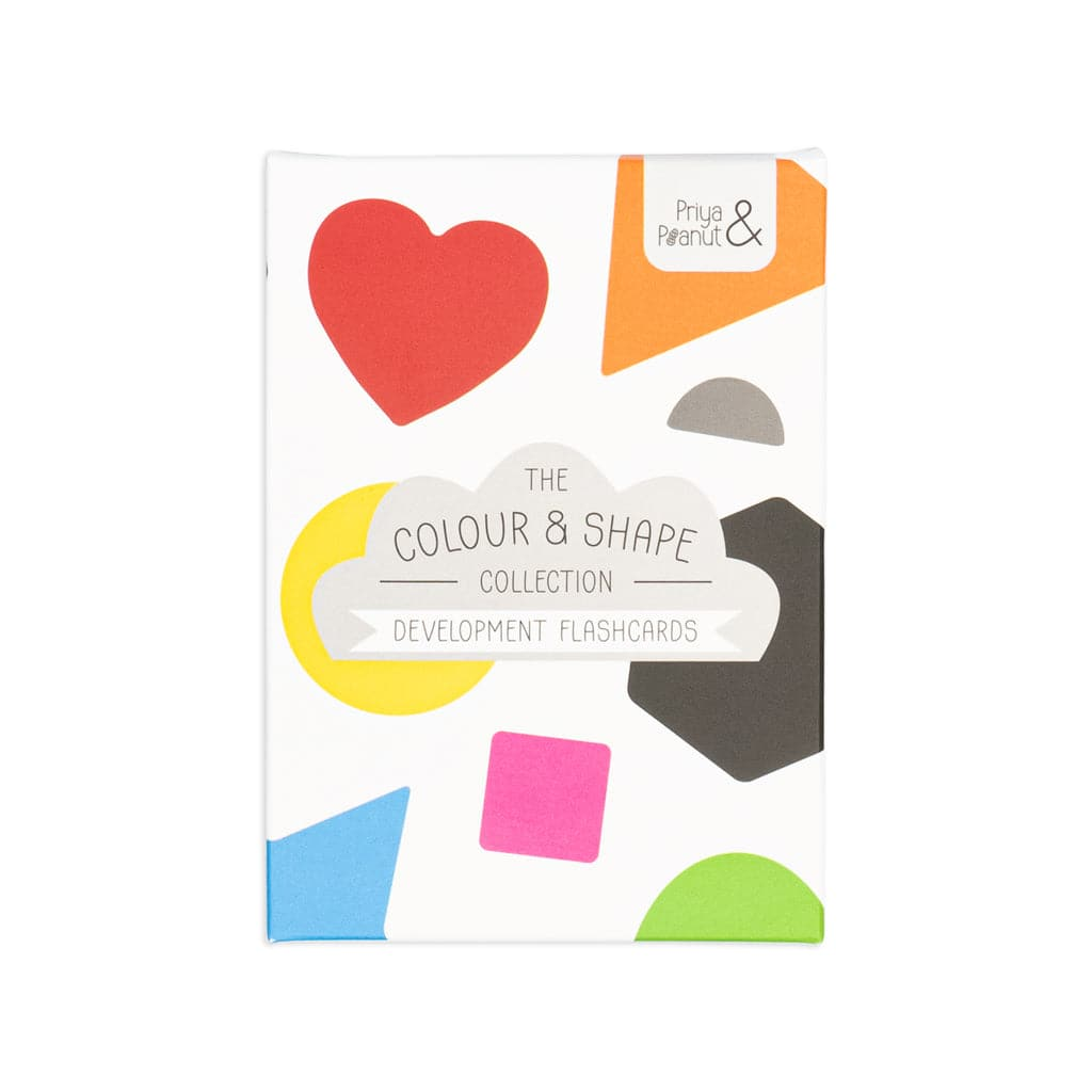 Colour & Shape Flashcard Collection - Box Shot