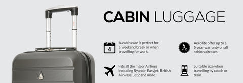 Hard Shell Cabin Suitcase