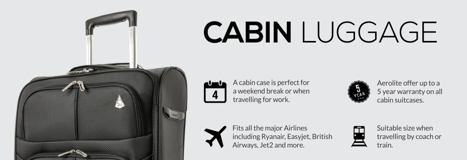 Soft Shell Cabin Luggage