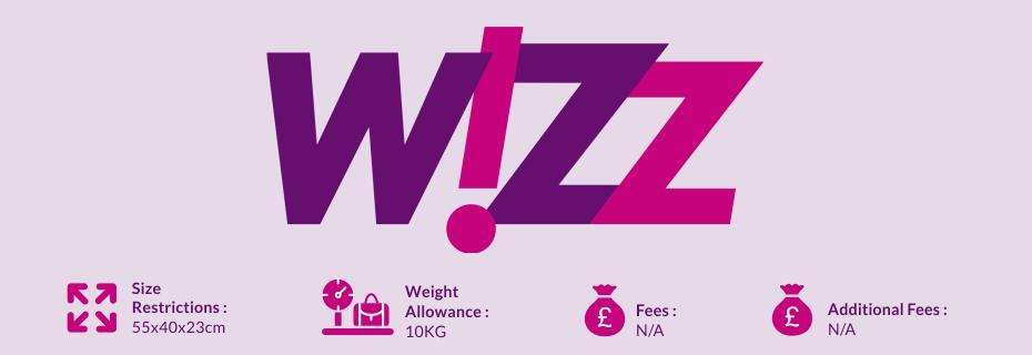 Wizz Air Approved Hand Luggage