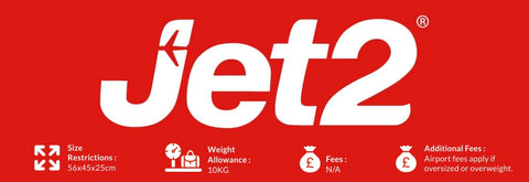 Jet2 Approved Hand Luggage