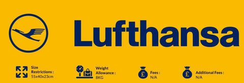 Lufthansa Approved Hand Luggage