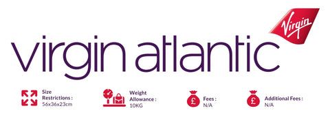 Virgin Atlantic Approved Cabin Luggage