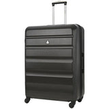 Aerolite (70x58x31cm) Large Lightweight Hard Shell Luggage Suitcase