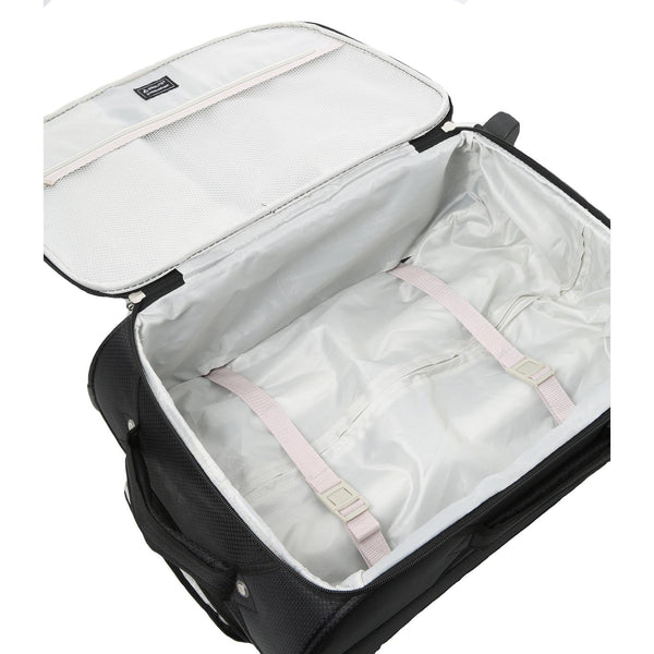 Aerolite (55x40x20cm) Lightweight Cabin Hand Luggage (x2 Set) | 2 Wheels