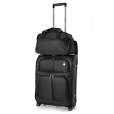 Aerolite (35x20x20cm) Hand Luggage Holdall Bag (x4 Set)