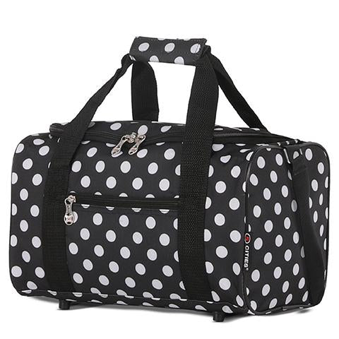 5 Cities (40x20x25cm) Hand Luggage Holdall Flight Bag