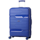 Aerolite (75x54x30cm) Large Premium Hard Shell Cabin Hand Luggage with Built In TSA Combination Lock