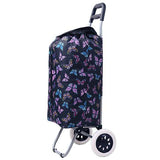 Hoppa Mini 47L (60x33x24cm) Lightweight Wheeled Shopping Trolley