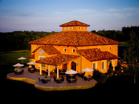 Blue Sky Vineyard - photo credit Blue Sky Vineyard