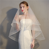 61102 - Simple Two Layer Veil