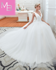Cassandra - Tulle Skirt Tank Top Ball Gown