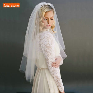61101 - Short 2-Layer Veil