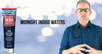 Fiesta Sun - Midnight Indigo Waters