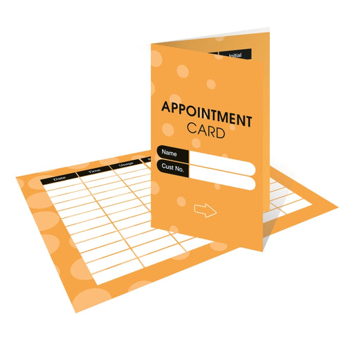 Premium Appointment Cards