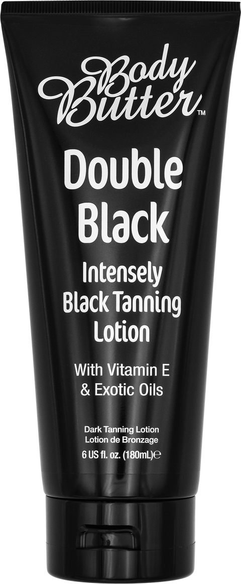 Body Butter Double Black