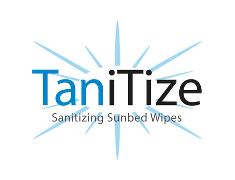 Tanitize Sunbed Wipes