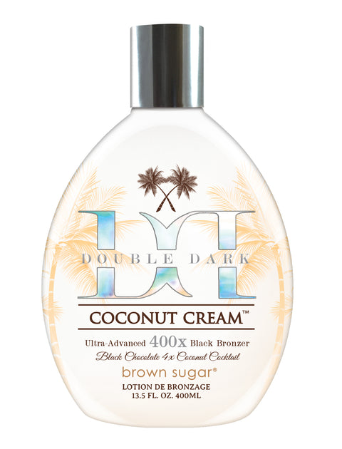 Tan Incorporated Double Dark Coconut Cream